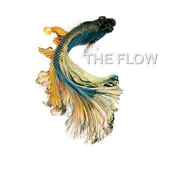 «The Flow» par Moutassem