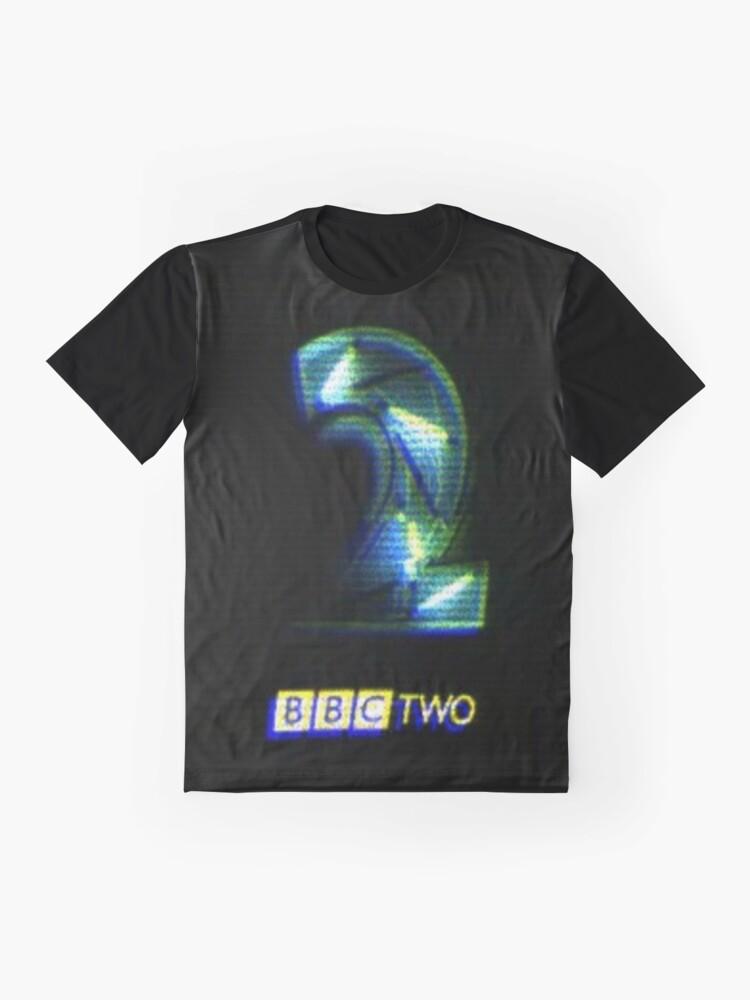 Alternate view of BBC 2 Neon Graphic T-Shirt