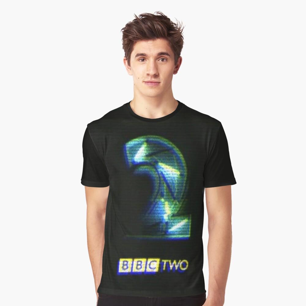 BBC 2 Neon Graphic T-Shirt