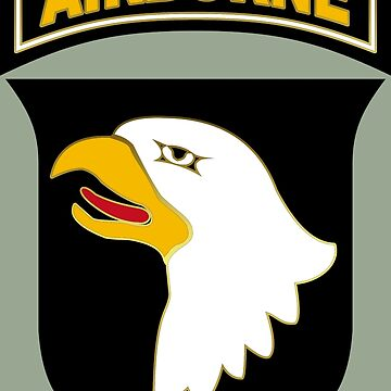 101st Airborne Division (US Army) by NativeAmerica