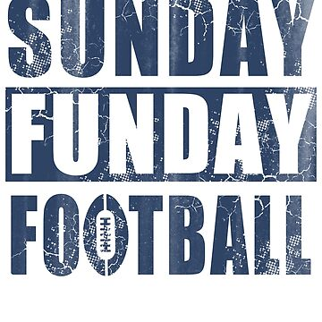 Sunday Funday Football by frittata