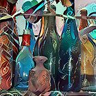 Bottle Collection by Bunny Clarke