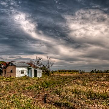 The Study of an old farm shed 1 - Experienced in HDR by scatrdjason