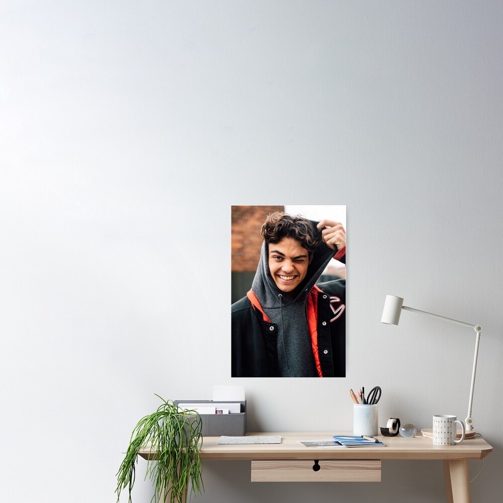 Peter Kavinsky - To All The Boys I've Loved Before - Noah Centineo Poster