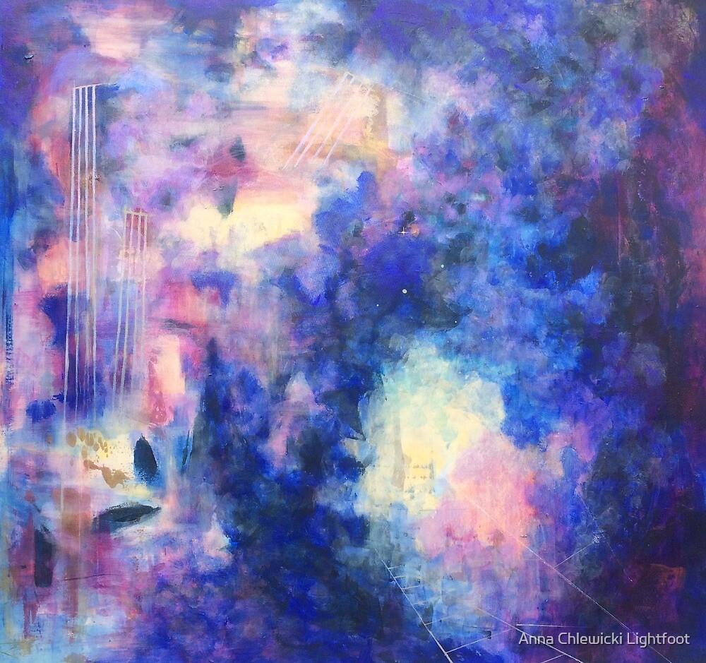 « Echos d'Ananda » par Anna Chlewicki Lightfoot