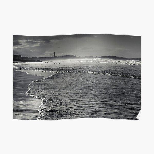 Fin de marée Poster