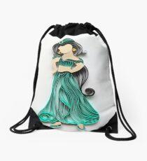 Agrabah Princess Drawstring Bag