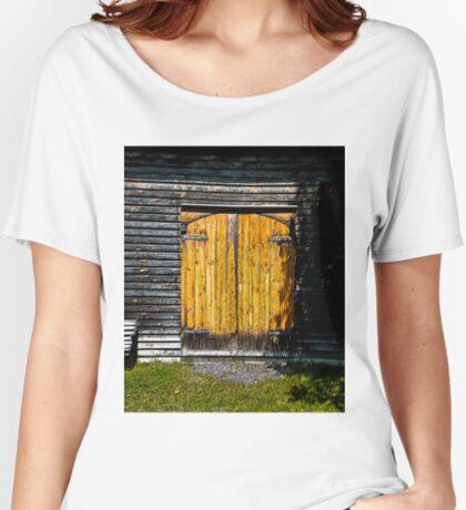 Barn Doors Women's Relaxed Fit T-Shirt