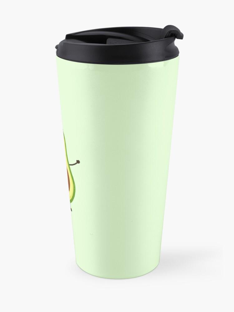Alternate view of Avocado  Travel Mug