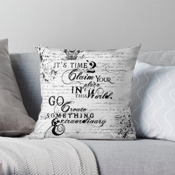 GO CREATE Throw Pillow