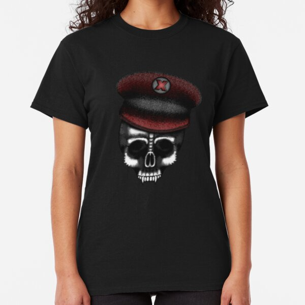 Errorface Skull General Classic T-Shirt