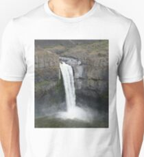 Palouse Falls Series - 3 Unisex T-Shirt
