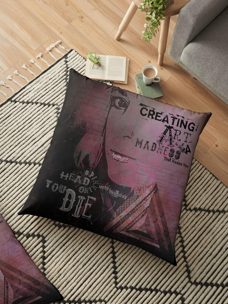 CREATING ART by Krista Droop