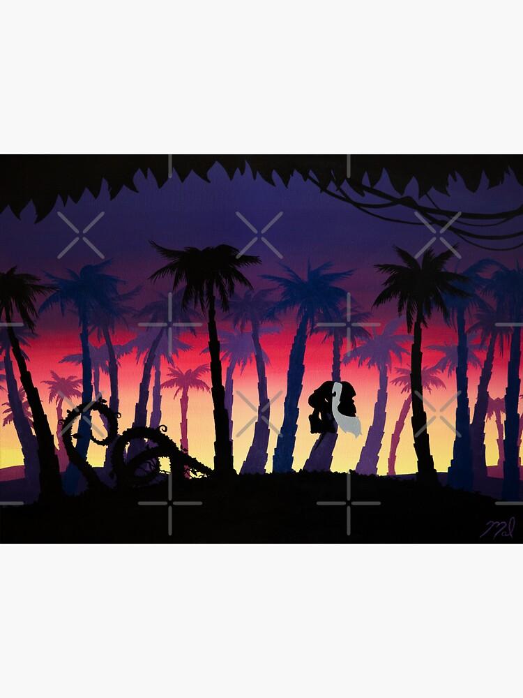Juicy Jungle by MalMakes