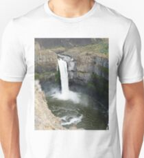 Palouse Falls Series - 4 Unisex T-Shirt