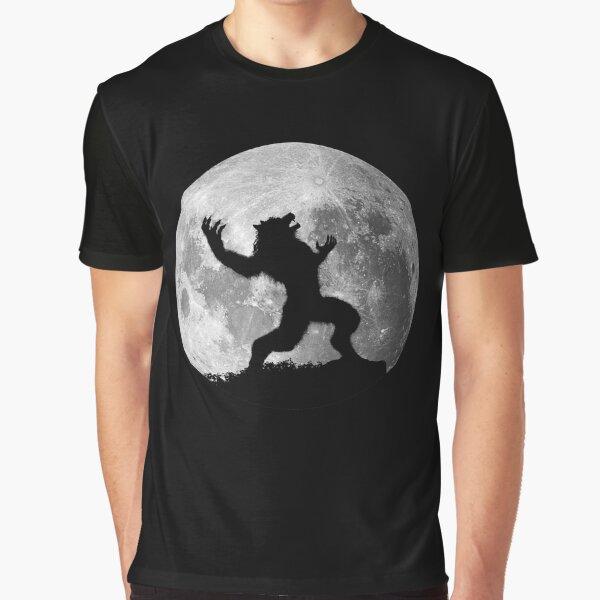 Werewolf: Rage at the Moon Graphic T-Shirt