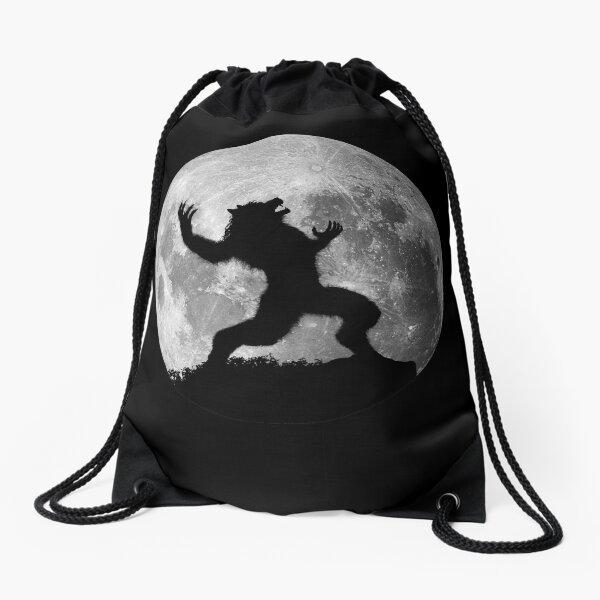 Werewolf: Rage at the Moon Drawstring Bag