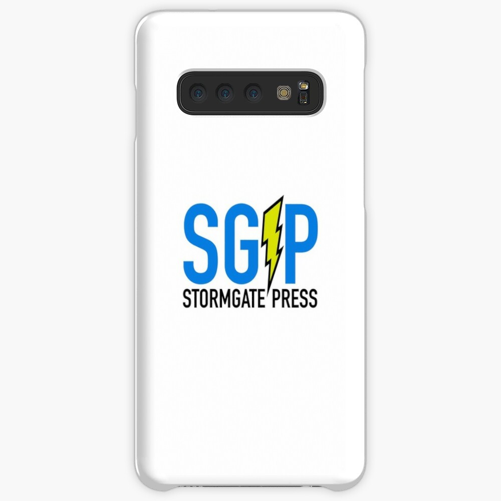 Stormgate Press Case & Skin for Samsung Galaxy
