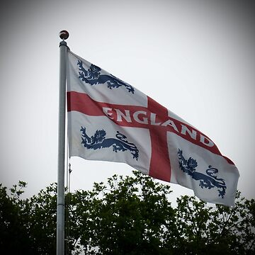 England Flag. St George's. by capney