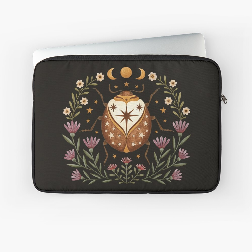 Magic beetle Laptop Sleeve