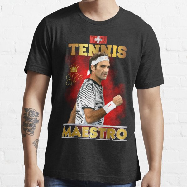 Sport Roger Federer Tennis Master Tshirt T-shirt essentiel