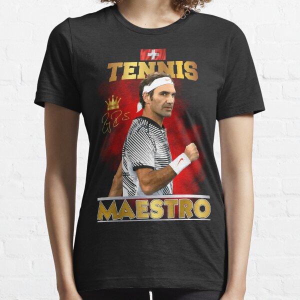 Sport Roger Federer Tennis Master Tshirt Essential T-Shirt