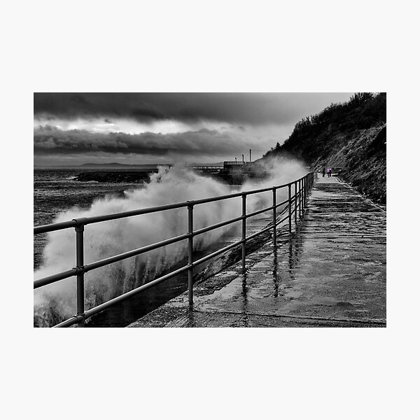Whitehead Splash Photographic Print