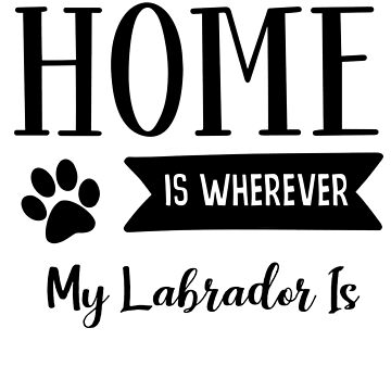 Labrador Home by mclaurin612