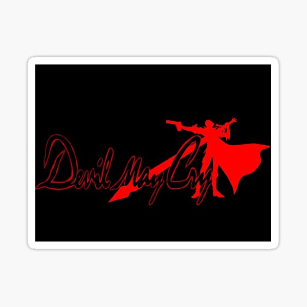 Devil May Cry Sticker