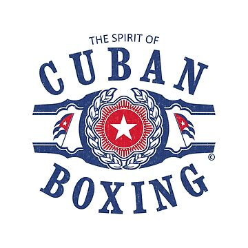 CUBAN BOXING SPIRIT USED LOOK by SUBGIRL