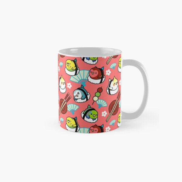 Sushi Time with Cody the Lovebird & Friends Classic Mug