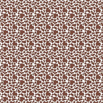 Cow Animal Print Pattern by limengd