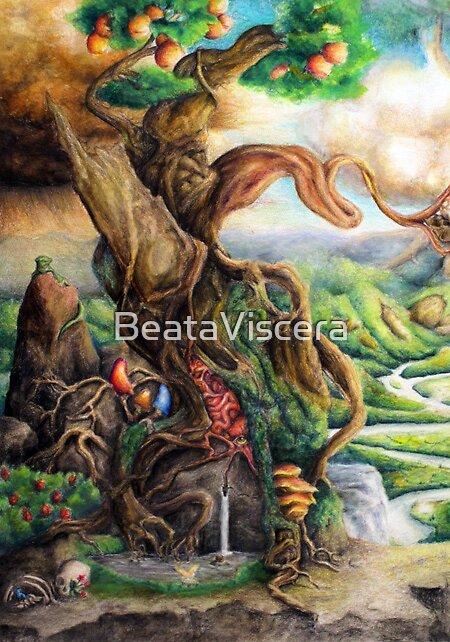 Tree of Life by BeataViscera