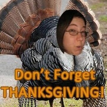Don't Forget Thanksgiving! by Meridon