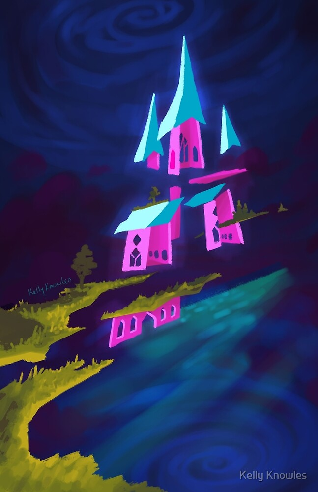 Castle in the Sky by Kelly Knowles