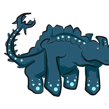My Little Kaiju - Otachi - Sticker by Meridon
