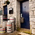 Behind the Pub by Rae Tucker