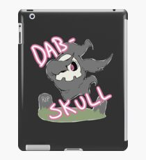 Dabskull iPad Case/Skin