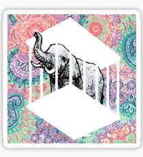 Cage Elephant Sticker Sticker