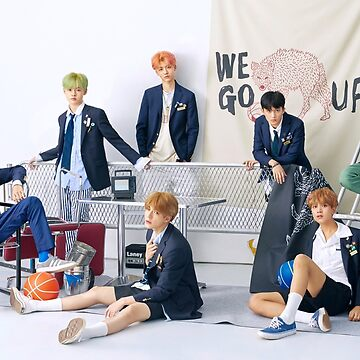 NCT DREAM WE GO UP by NCTEMPORIUM