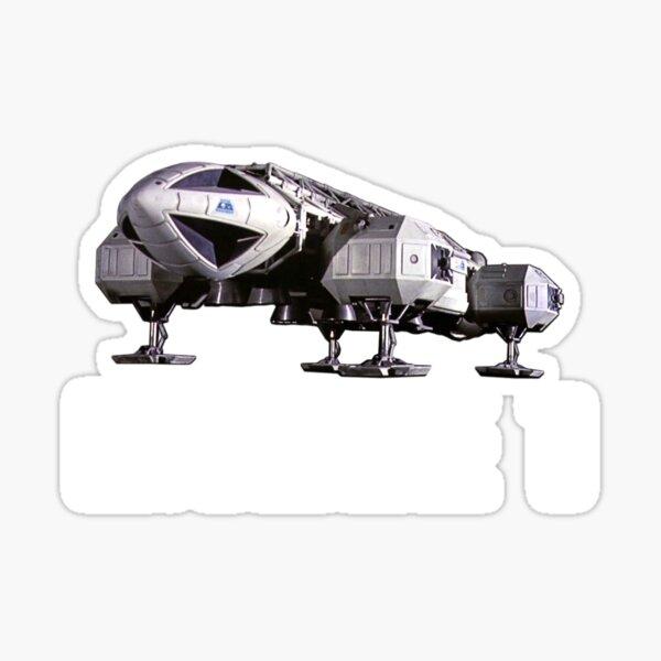 SPACE: 1999 EAGLE 1 Sticker