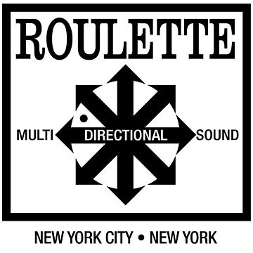 Roulette Records T-Shirt Black On Grey Version T-shirt Defunct Record Label by darkvortex