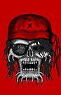 Errorface Pirate Skull by errorface