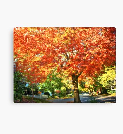 Preview of Fall Canvas Print