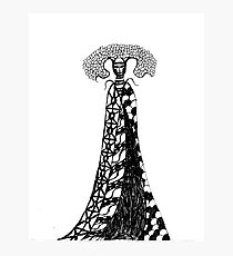 Queen of capacitation Photographic Print