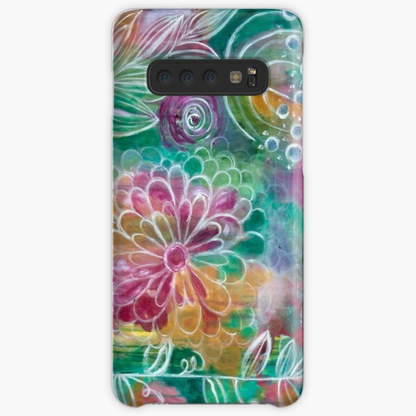 Garden Party Samsung Galaxy Snap Case