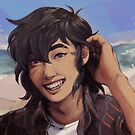 Keith Smile by Angelique Roselli