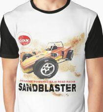 Cox Sandblaster Graphic T-Shirt