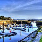 Inner Harbour by Stephen Peters