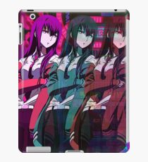 Steins;Gate - Kurisu Makise Vaporwave iPad Case/Skin